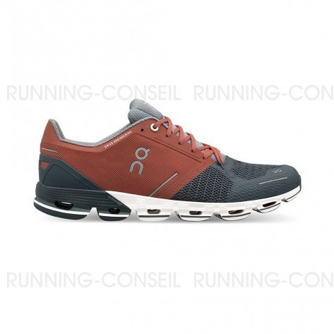 ON RUNNING Cloudflyer Homme Rust | Stone | Collection Automne Hiver 2018