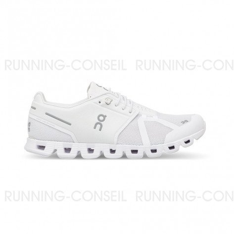 ON RUNNING Cloud Homme All White | Collection Automne Hiver 2018