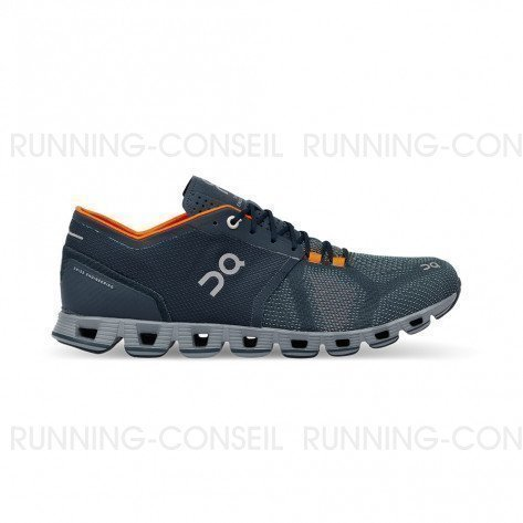 ON RUNNING Cloud X Homme Storm | Flash | Collection Automne Hiver 2018