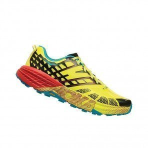 HOKA SPEEDGOAT 2 Homme | Black / Evening Primrose
