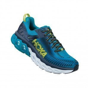 HOKA ARAHI 2 Homme | Caribbean Sea / Dress Blue | Collection Automne Hiver 2018
