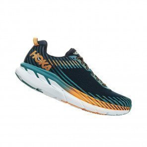 HOKA CLIFTON 5 Homme | Black Iris / Storm Blue