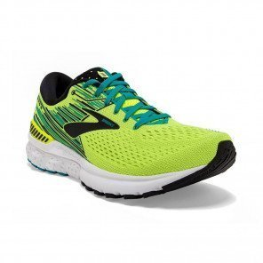 BROOKS ADRENALINE GTS 19 Homme | Nightlife / Black / White