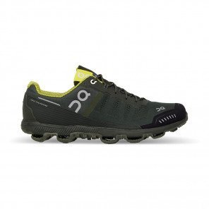 ON RUNNING Cloudventure Homme Forest   Sulphur   Collection Automne Hiver 2018