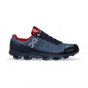 ON RUNNING Cloudventure Homme Fjord   Navy   Collection Automne Hiver 2018