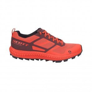 SCOTT SUPERTRAC 2.0 Homme | Orange Maroon