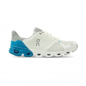 ON RUNNING Cloudflyer Homme White   Blue