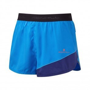 RONHILL SHORT RACER REVIVE STRIDE Homme | ELECTRIC BLUE/MIDNIGHT BLUE