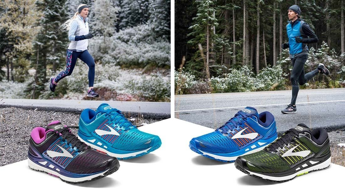Brooks Transcend 5 homme